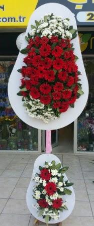 Çift katlı düğün nikah işyeri açılış çiçeği  Tunceli çiçek online çiçek siparişi