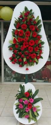 Çift katlı düğün nikah açılış çiçek modeli  Tunceli çiçek satışı