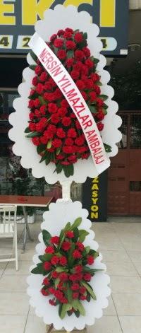 Çift katlı düğün nikah çiçeği modeli  Tunceli İnternetten çiçek siparişi