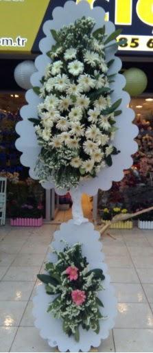 Çift katlı düğün nikah açılış çiçeği  Tunceli güvenli kaliteli hızlı çiçek