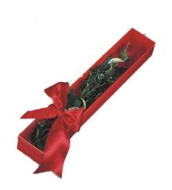 Tunceli çiçek siparişi vermek  tek kutu gül sade ve sik