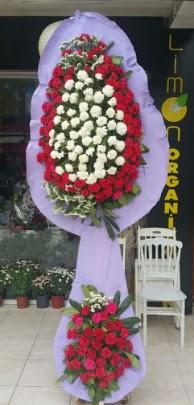 Çift katlı işyeri açılış çiçek modeli  Tunceli çiçek yolla , çiçek gönder , çiçekçi