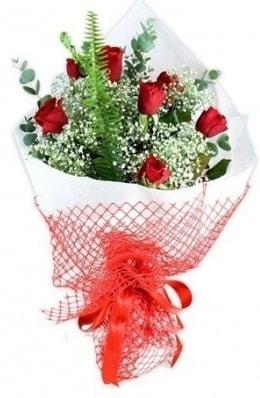 7 adet gülden kız arkadaşıma çiçek  Tunceli güvenli kaliteli hızlı çiçek