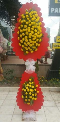 Düğün nikah açılış çiçek modeli  Tunceli çiçek yolla