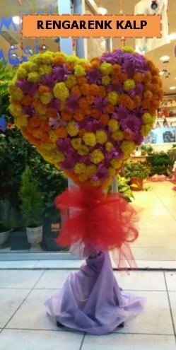 Ankara mevsim çiçeklerinden kalp perförje  Tunceli güvenli kaliteli hızlı çiçek
