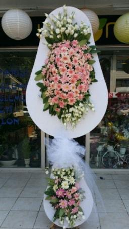 Çift katlı özel şahane sepet çiçeği  Tunceli güvenli kaliteli hızlı çiçek