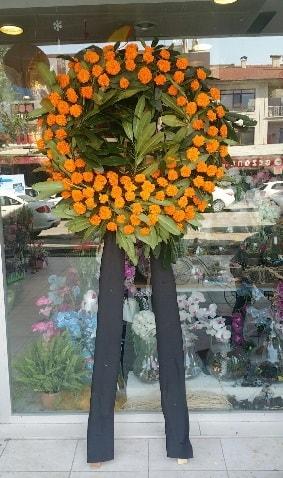 Cenaze çiçeği cenaze çelengi çiçek modeli  Tunceli kaliteli taze ve ucuz çiçekler