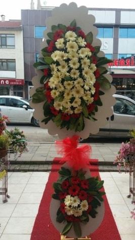 Çift katlı düğün açılış çiçeği  Tunceli yurtiçi ve yurtdışı çiçek siparişi
