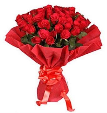 41 adet gülden görsel buket  Tunceli yurtiçi ve yurtdışı çiçek siparişi