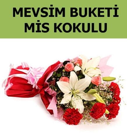 Karışık mevsim buketi mis kokulu bahar  Tunceli çiçek yolla , çiçek gönder , çiçekçi