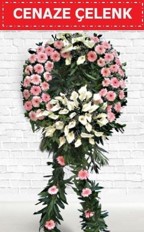 Çelenk Cenaze çiçeği  Tunceli İnternetten çiçek siparişi