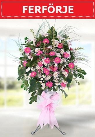 Ferförje düğün nikah açılış çiçeği  Tunceli çiçek mağazası , çiçekçi adresleri