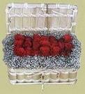Tunceli çiçekçi mağazası  Sandikta 11 adet güller - sevdiklerinize en ideal seçim
